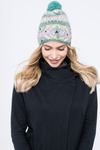 Unique hand-knit hats from French Knot.