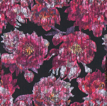 Our newest fall print, Carnaby Floral, incorporates dark grounded florals for a trend-right look.