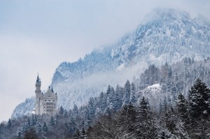 The wintery kingdom that Daniela channeled while designing the new Winter's Tale collection.