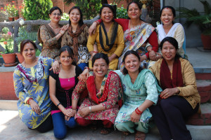 Empowering Women in the Aid Through Trade Community